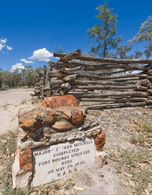 Fort Bourke Stockade - Australia Accommodation