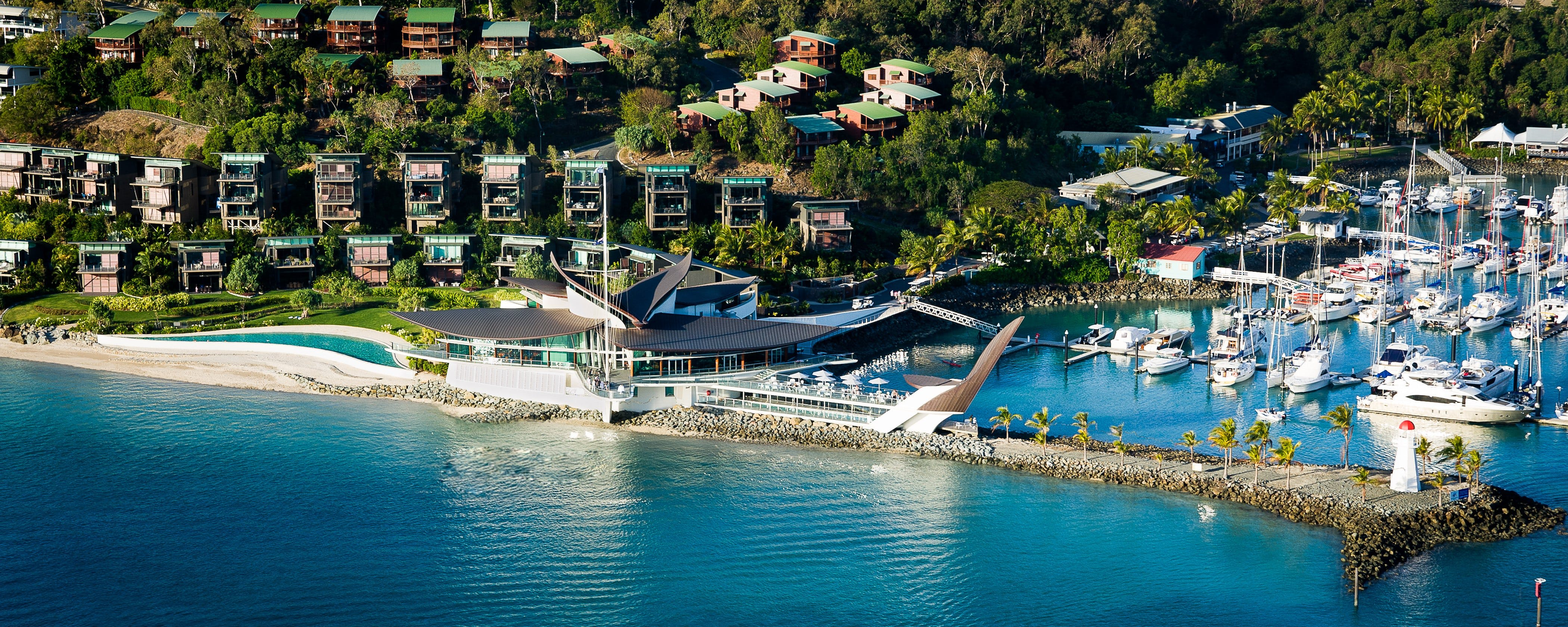 Hamilton Island Yacht Club - Australia Accommodation