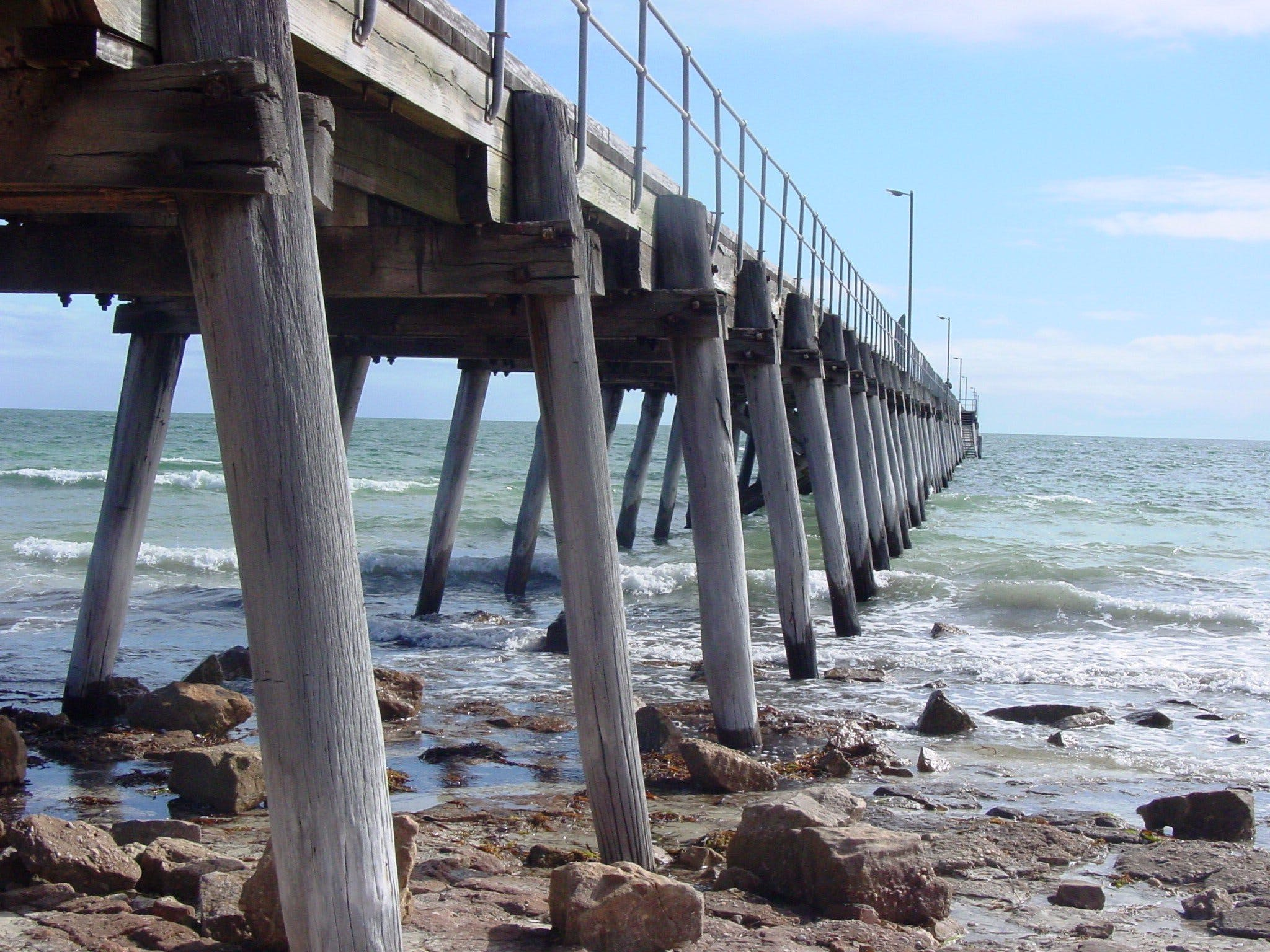 Port Hughes Jetty - Australia Accommodation