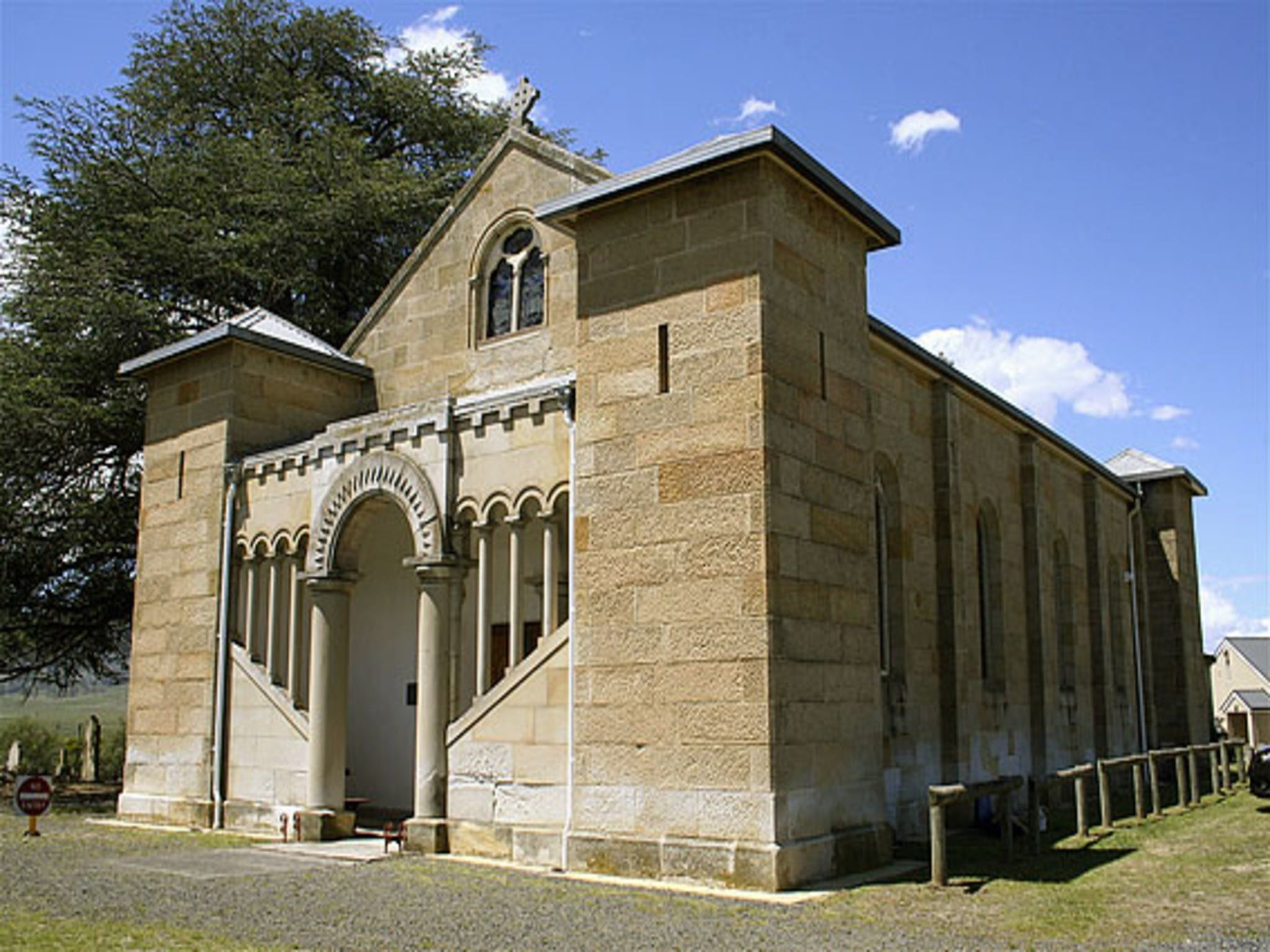 St Mark's Church Pontville - Australia Accommodation