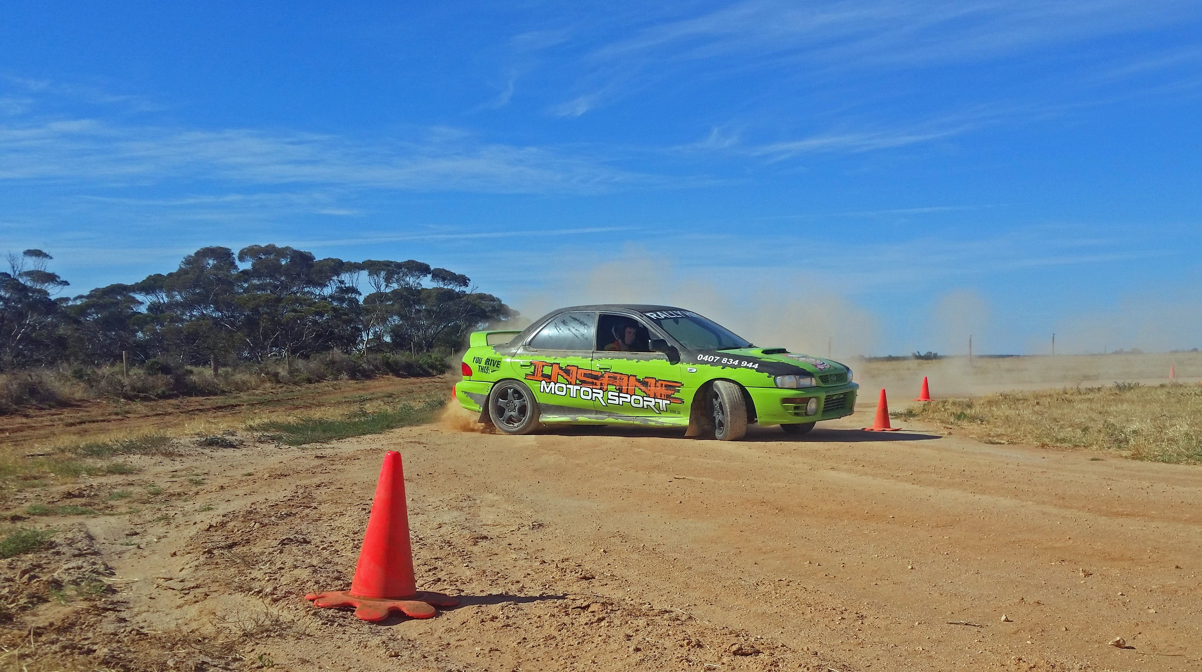 Rally Driving Loveday - Australia Accommodation