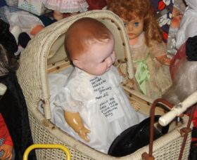 Little Darlings Doll Museum and Coffee Shop - Australia Accommodation
