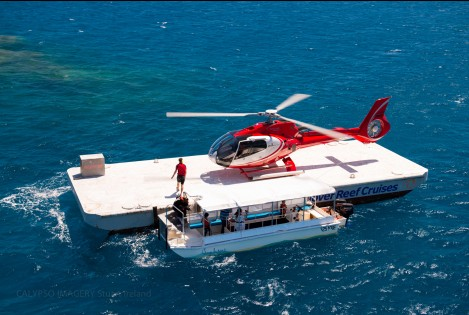 GBR Helicopters - Australia Accommodation