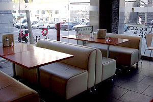 Legals Cafe and Bar - Australia Accommodation