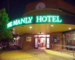 The Manly Hotel - Australia Accommodation