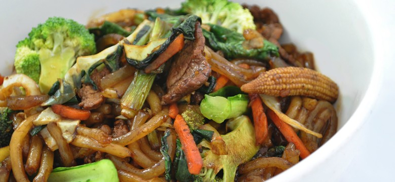 Stir Crazy Noodle Bar