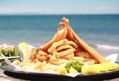 Seafood Lovers - Australia Accommodation