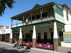Shamrock Hotel Alexandra - Australia Accommodation