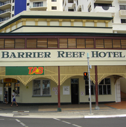 The Barrier Reef Hotel - Australia Accommodation
