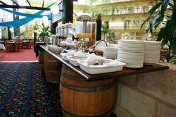 Alexanders Restaurant - Lord Forrest Hotel - Australia Accommodation