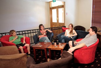 Hibernian Hotel Beechworth - Australia Accommodation