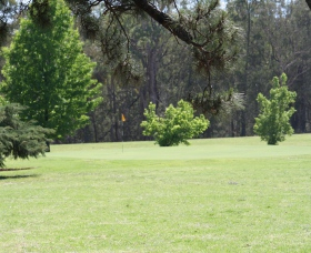 Inverell Golf Club - Australia Accommodation