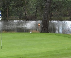 Hepburn Springs Golf Club - Australia Accommodation