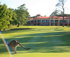 Royal Canberra Golf Club - Australia Accommodation