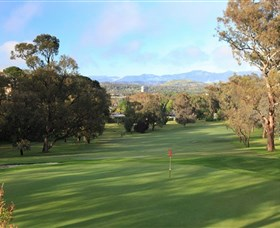 Federal Golf Club - Australia Accommodation