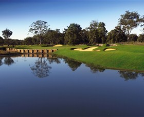 Kooindah Waters Golf Club - Australia Accommodation