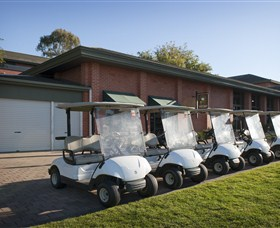 Country Club Tasmania Golf Course - Australia Accommodation