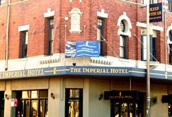Imperial Hotel - Australia Accommodation