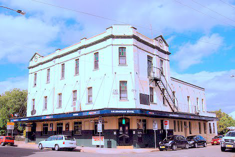 Caledonian Hotel - Australia Accommodation