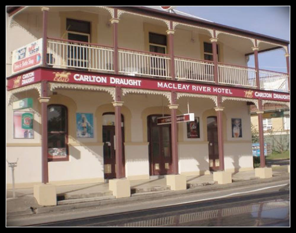 Macleay River Hotel - Australia Accommodation