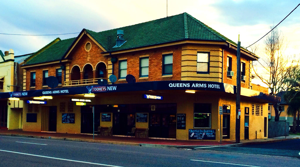 Queens Arms Hotel - Australia Accommodation