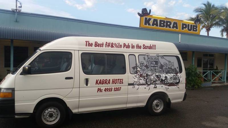 Kabra Hotel - Australia Accommodation