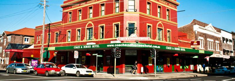 The Coach  Horses Hotel - Australia Accommodation