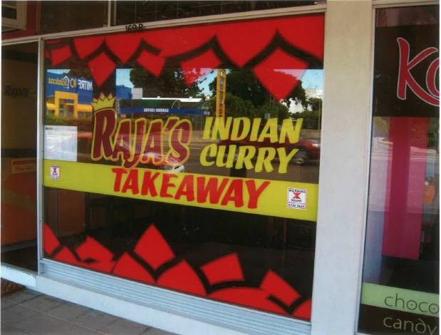 Rajas Curry House - Australia Accommodation