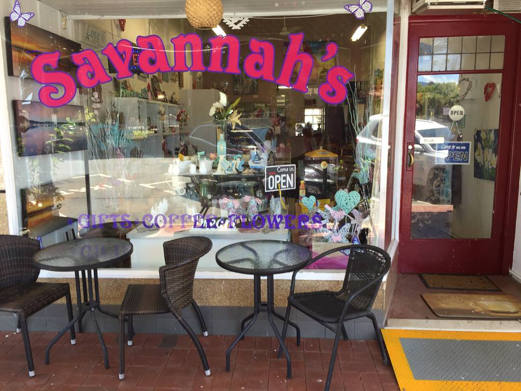 Savannah's Gifts, Cafe & Flowers
