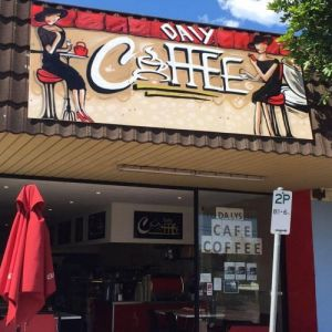 Daly Coffee Den - Australia Accommodation