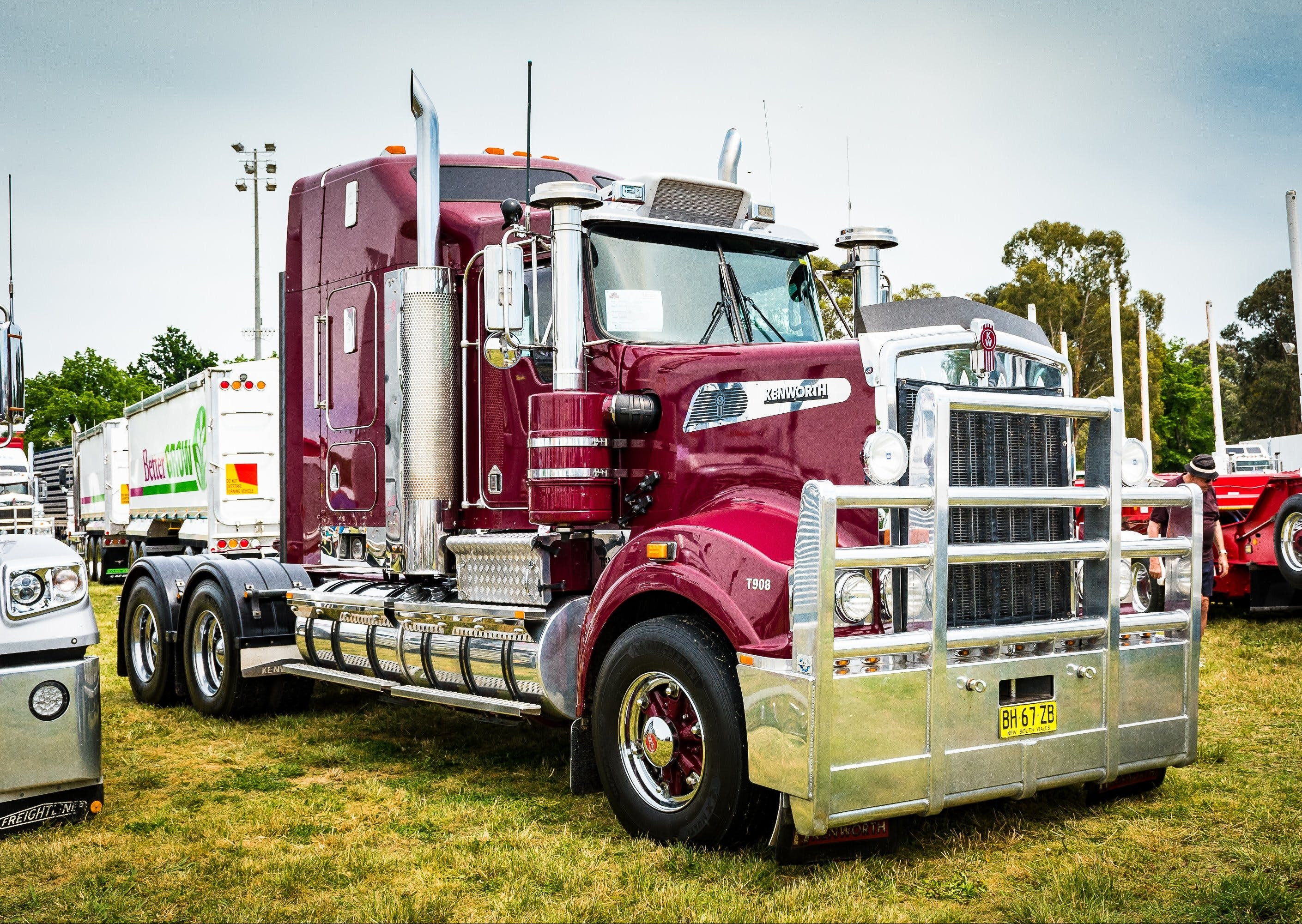 Dane Ballinger Memorial Truck Show - Australia Accommodation