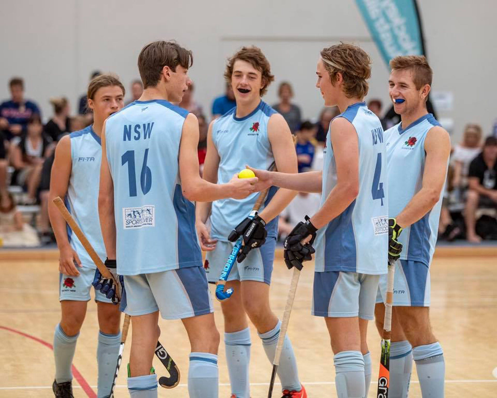 Hockey NSW Indoor State Championship  Open Men - Australia Accommodation