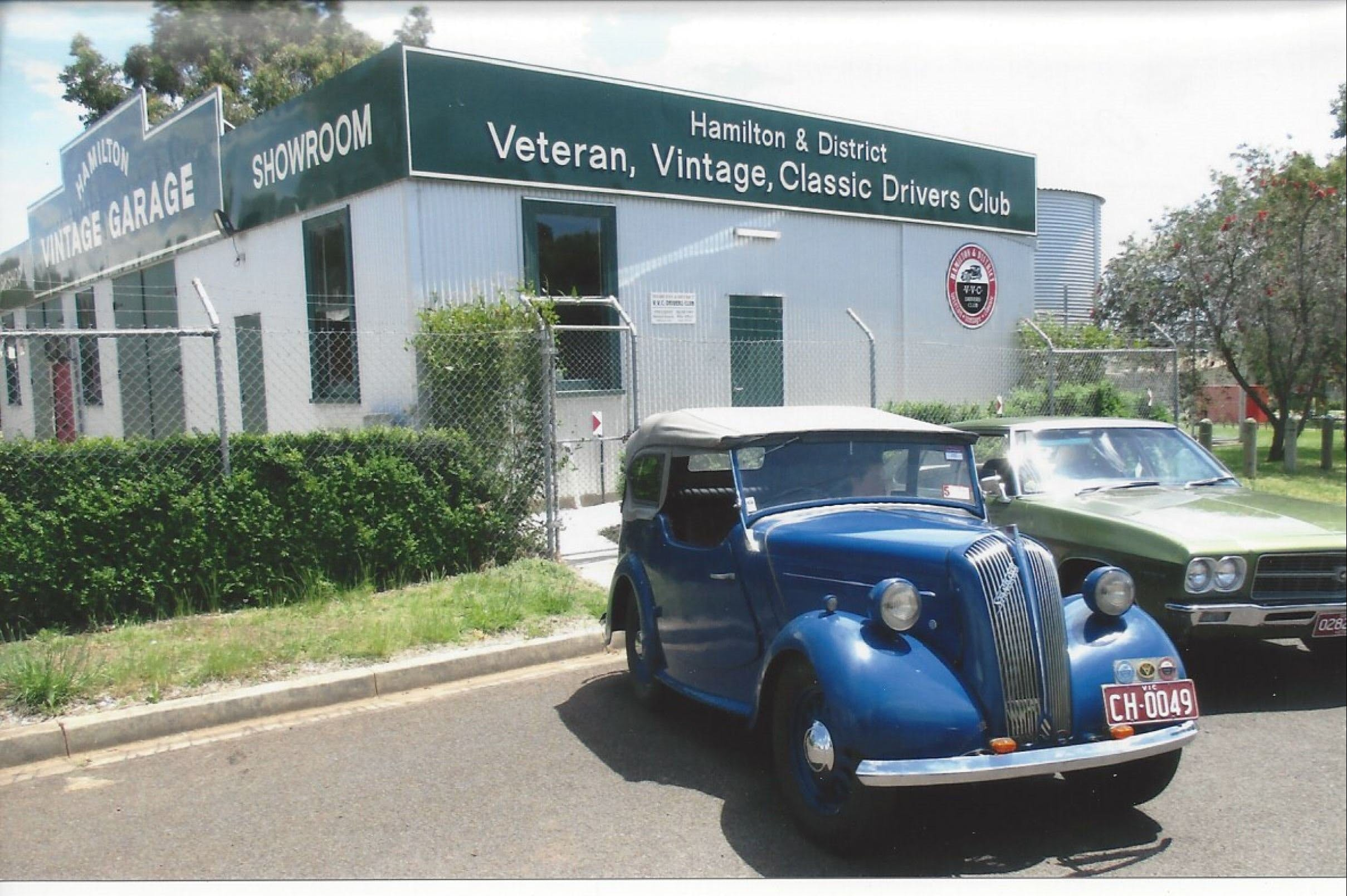 Queens Birthday Veteran Vintage and Classic Car Rally - Australia Accommodation