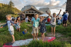 Spring Festival of Lord Howe Island - Australia Accommodation