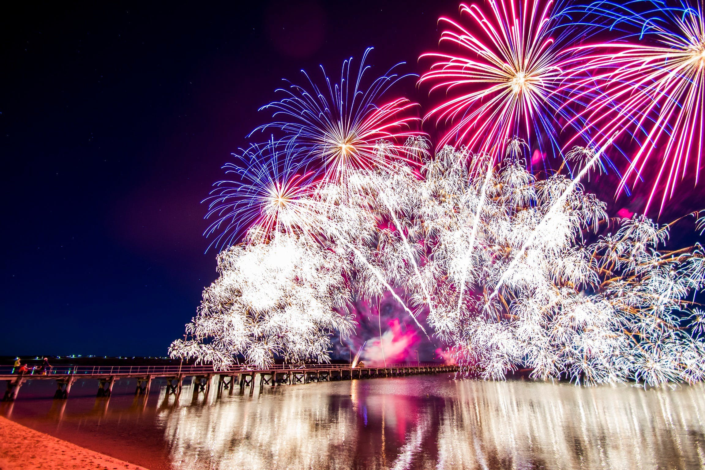 Streaky Bay New Years Eve Children's Festival and Fireworks - Australia Accommodation