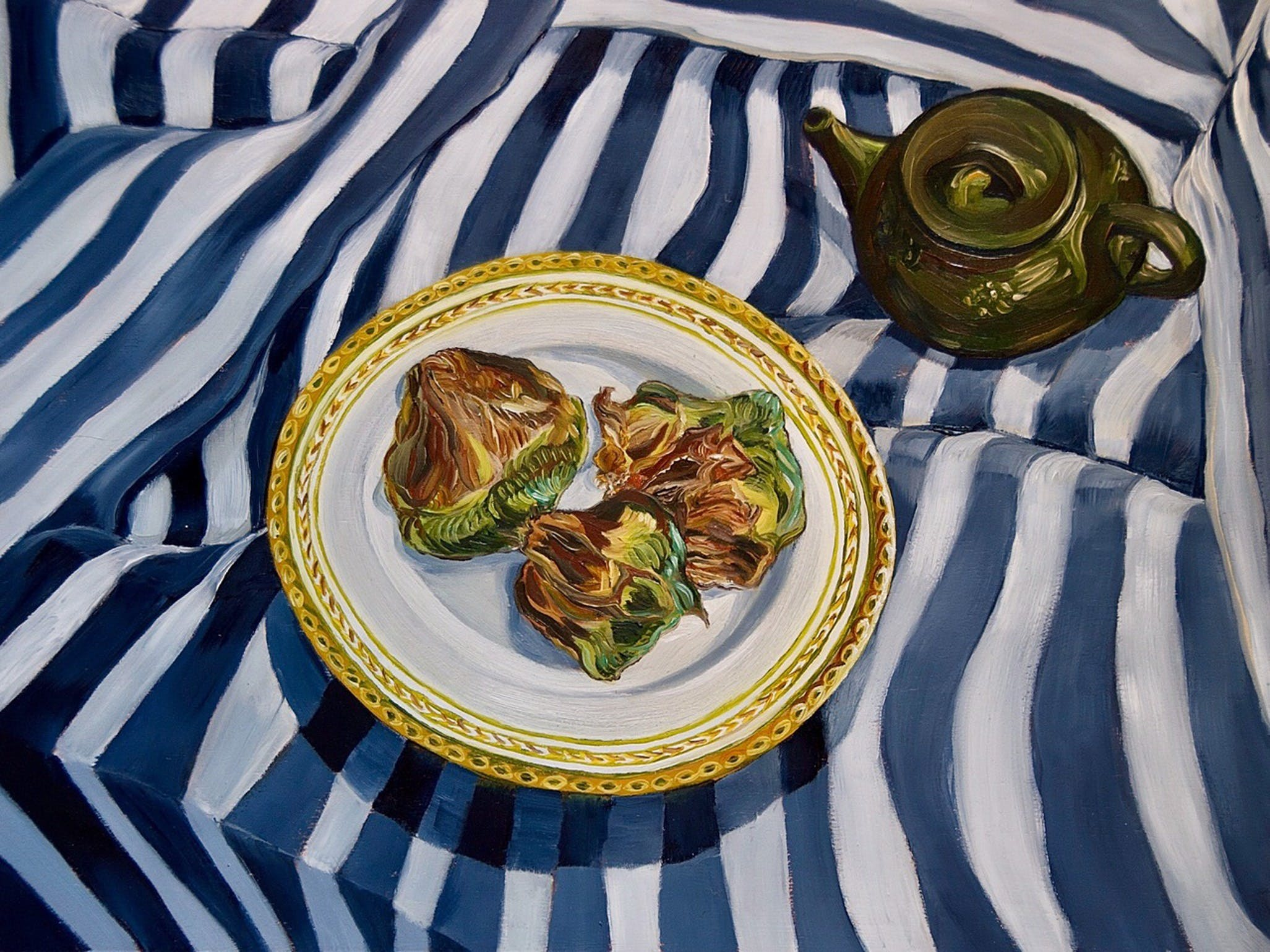 A Still Life - solo exhibition  Karen Sedaitis - Australia Accommodation