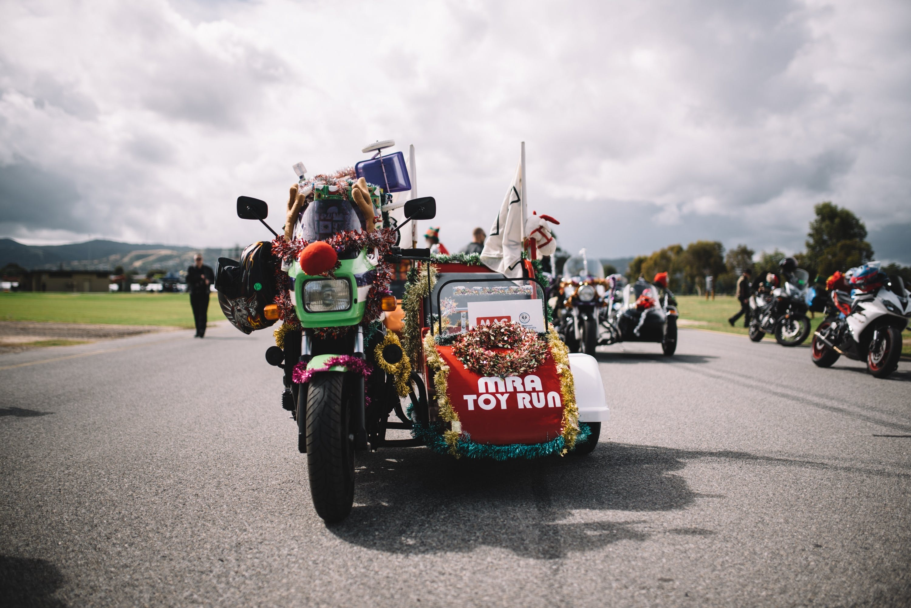 Motorcycle Riders' Association of South Australia Toy Run - Australia Accommodation
