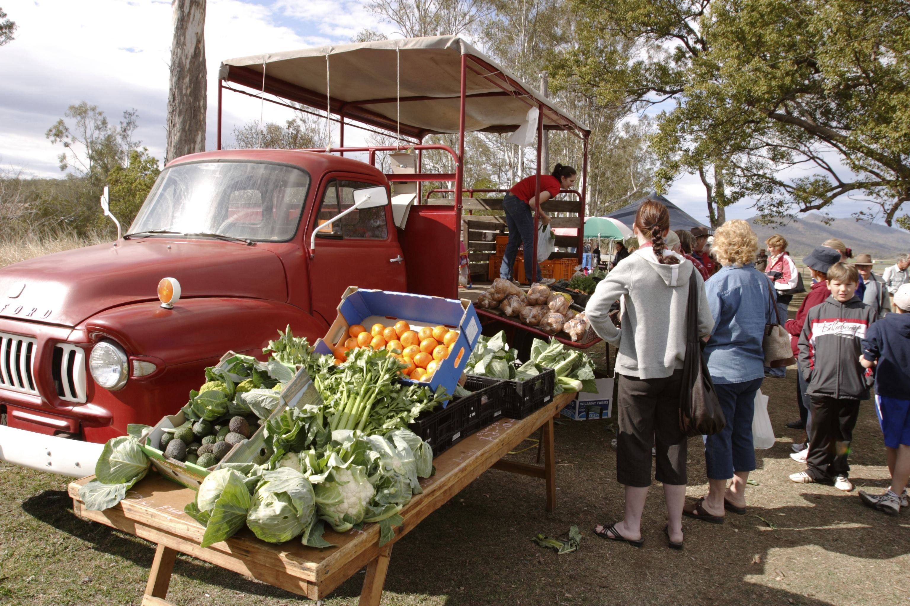 Murphys Creek Markets - Australia Accommodation