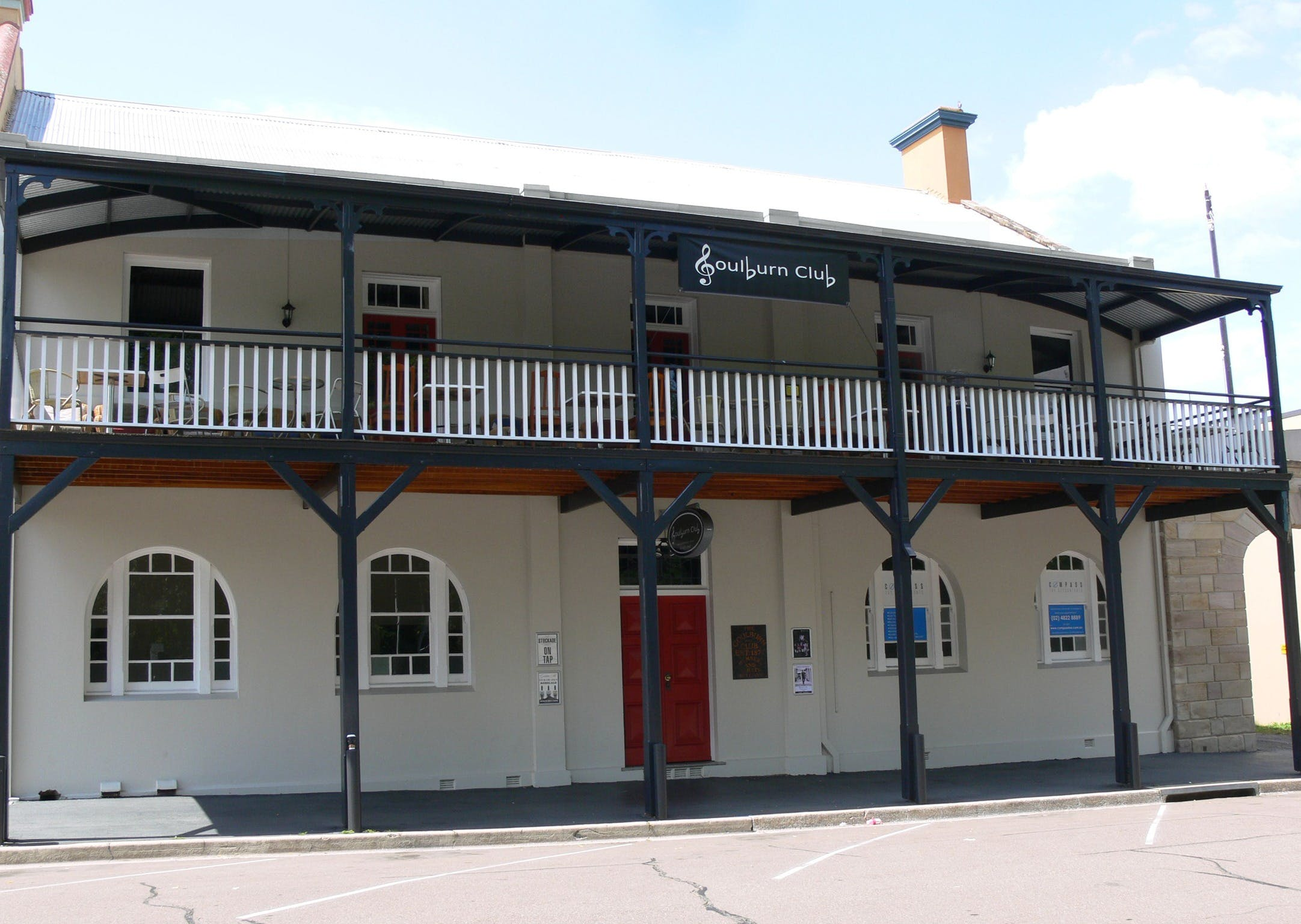 Open Mic Night at the Goulburn Club - Australia Accommodation