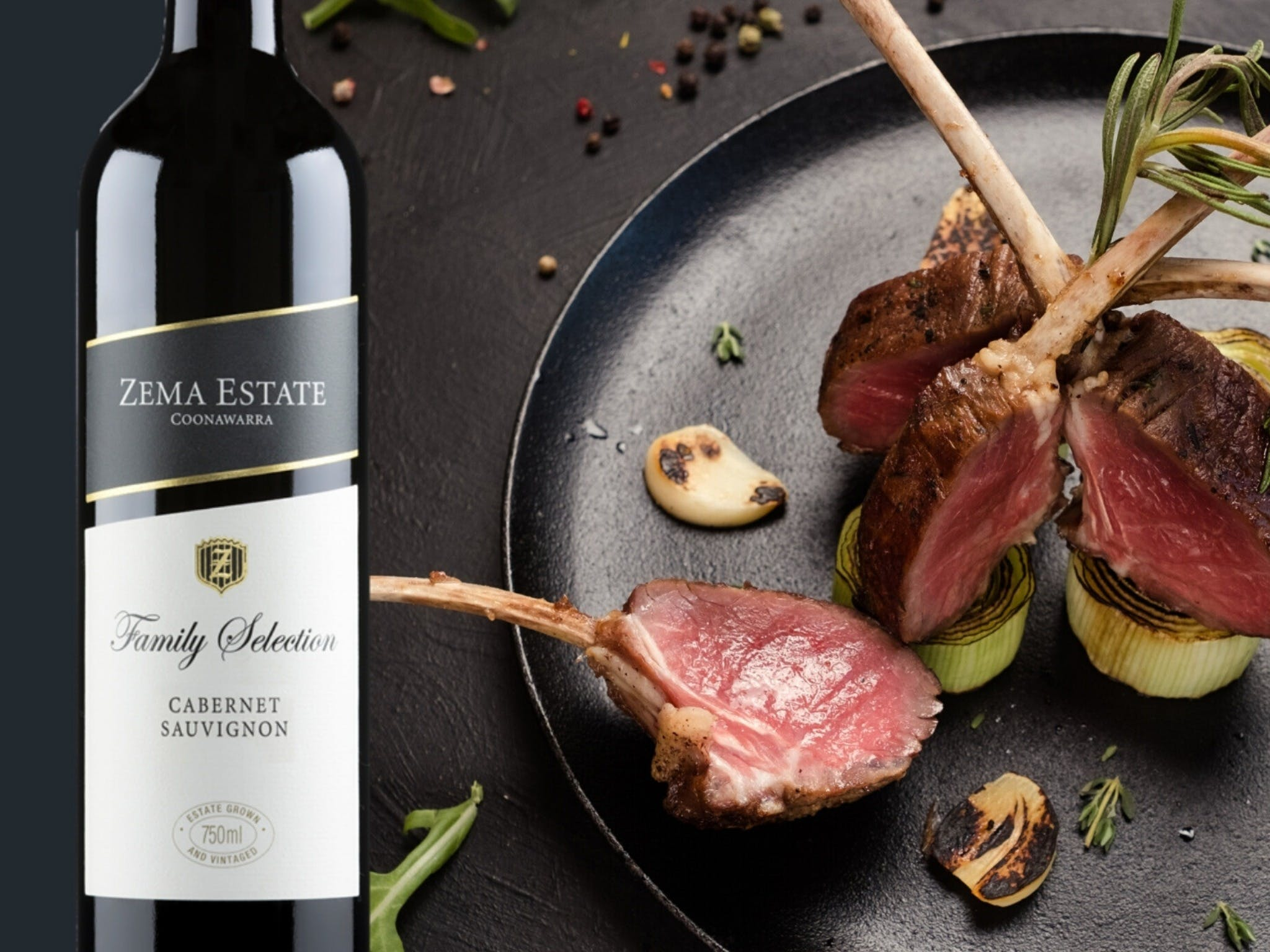 Zema Wines  a Royal Degustation - Australia Accommodation