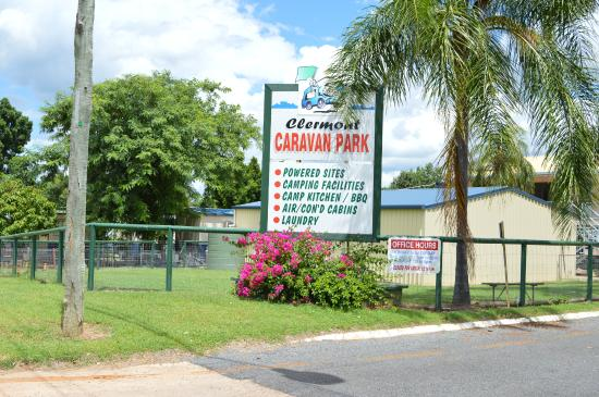 Clermont Caravan Park - Australia Accommodation