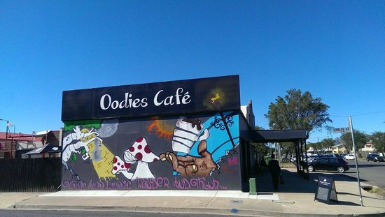 Oodies Cafe - Australia Accommodation