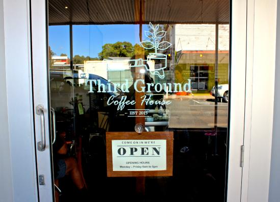 Third Ground Coffee House - Australia Accommodation