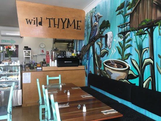 Wild THYME Dining - Australia Accommodation