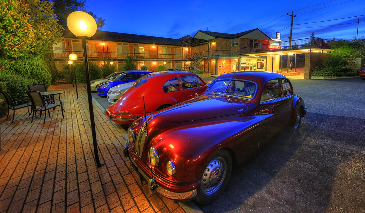 Cooma Motor Lodge Motel Cooma