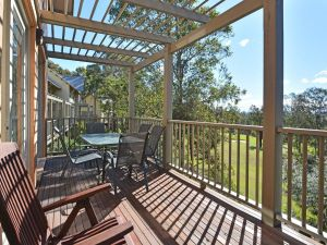 Villa Prosecco located within Cypress Lakes - Australia Accommodation