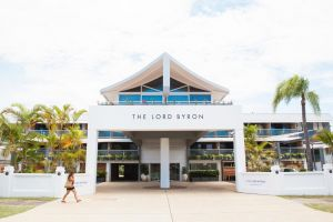 The Lord Byron - Australia Accommodation