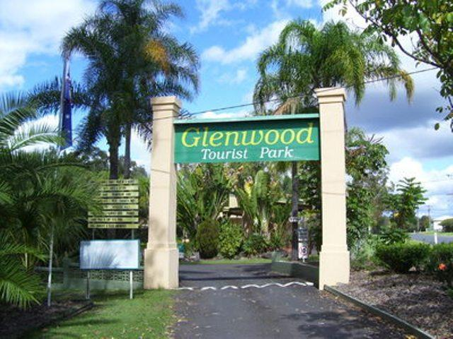 Glenwood Tourist Park  Motel - Australia Accommodation