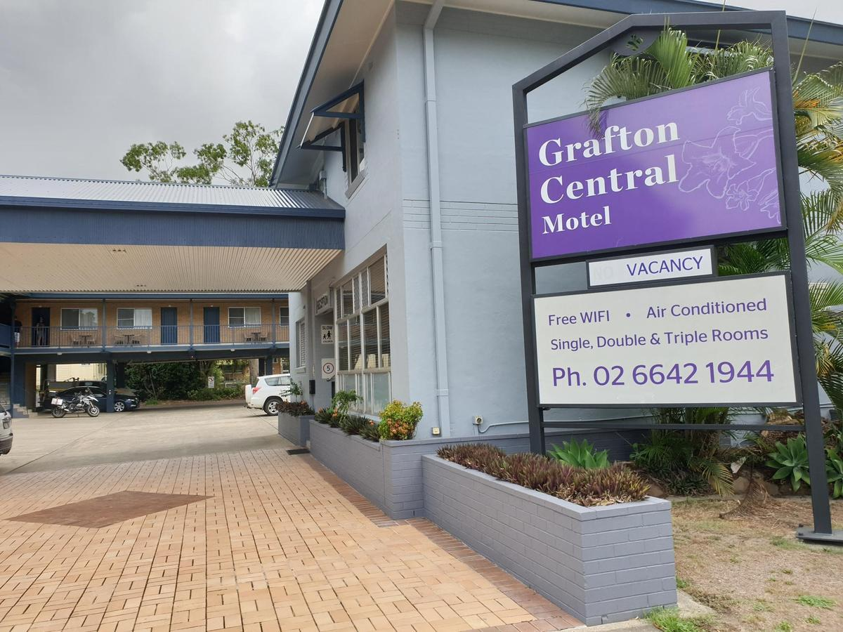 Grafton Central Motel - Australia Accommodation
