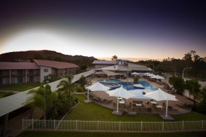 Crowne Plaza Alice Springs Lasseters - Australia Accommodation